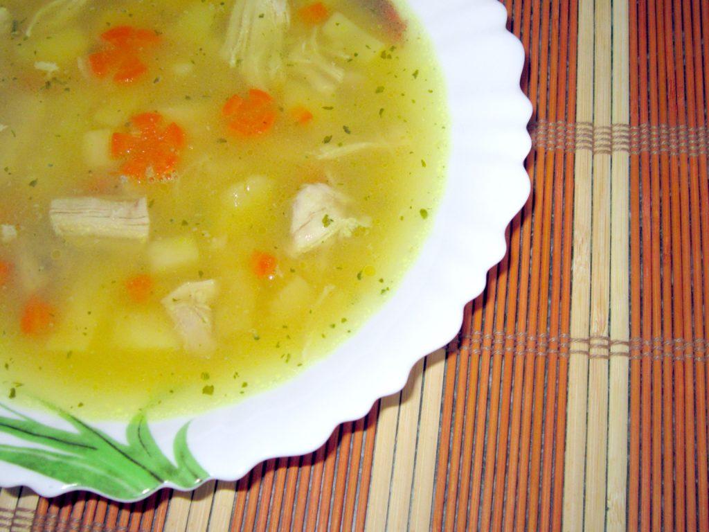 Как приготовить гороховый суп
