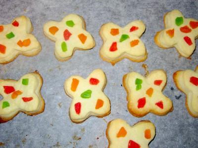Рецепт песочного теста для печенья