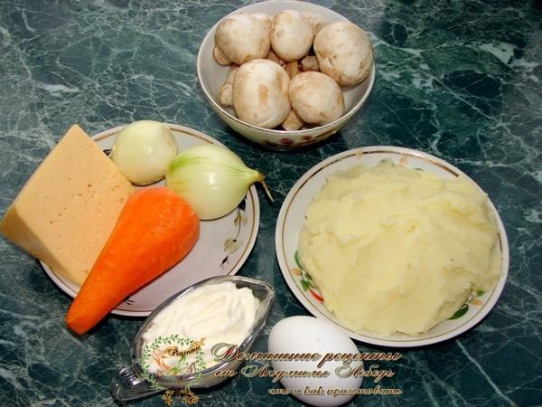 Как приготовить картофельную запеканку