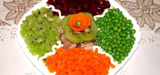 Как приготовить скумбрию. Салат со скумбрией
