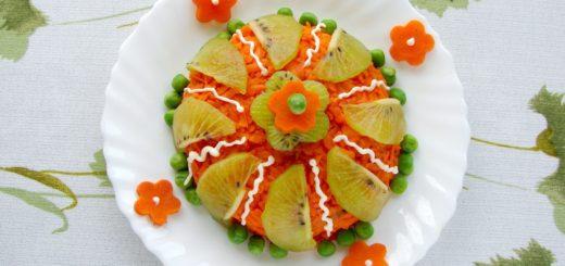 Как приготовить оригинальный праздничный салат
