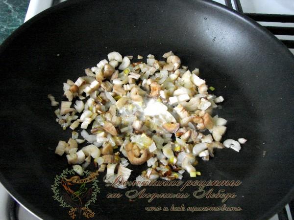 Как приготовить шампиньоны. Легкая закуска