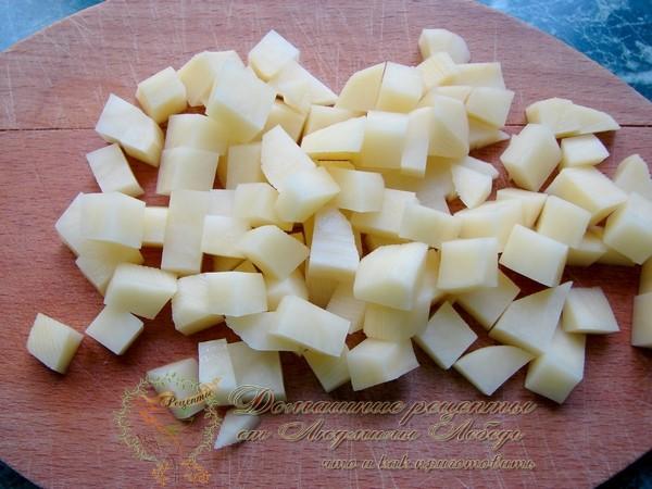 Как приготовить суп из тыквы, Суп пюре из тыквы