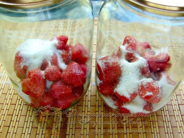 Как приготовить: клубника на зиму рецепты