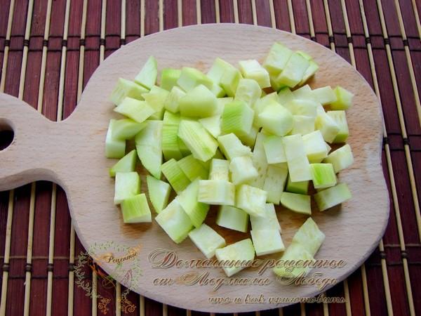 Овощное рагу с картофелем