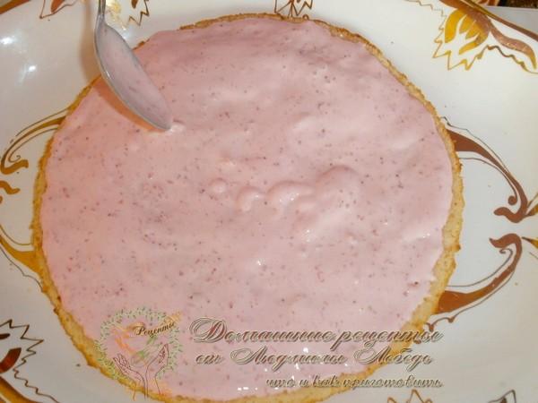 Как пропитывать бисквит кремом