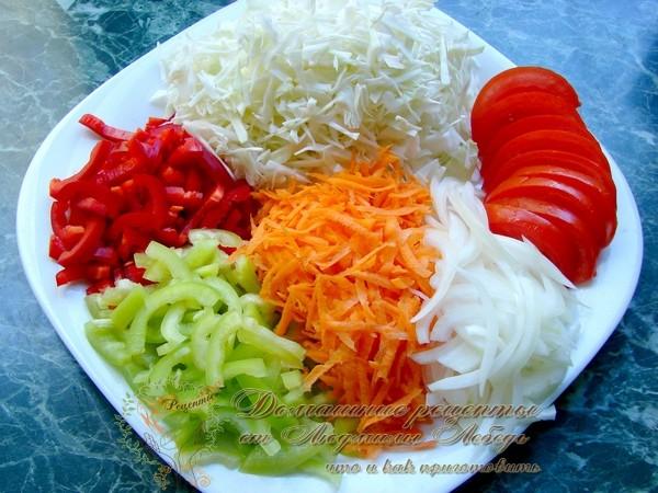 Заготовки из капусты на зиму рецепты