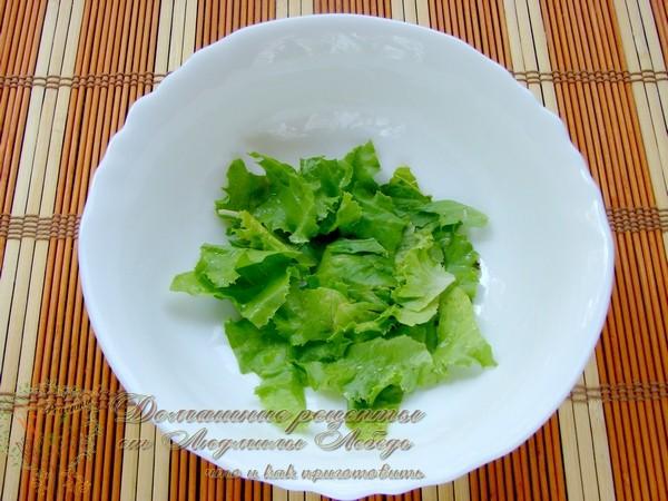 Рецепт вкусного салата с курицей без майонеза