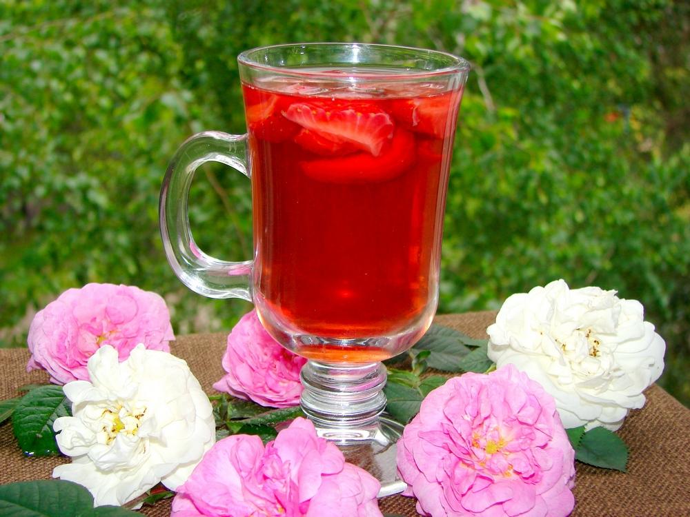 Из чего приготовить холодный чай