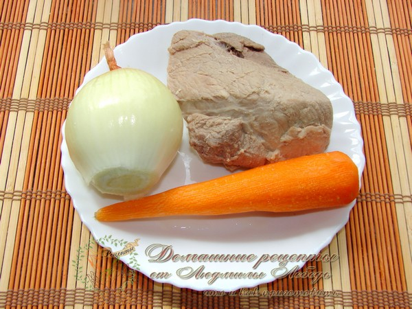 Домашний паштет из свинины