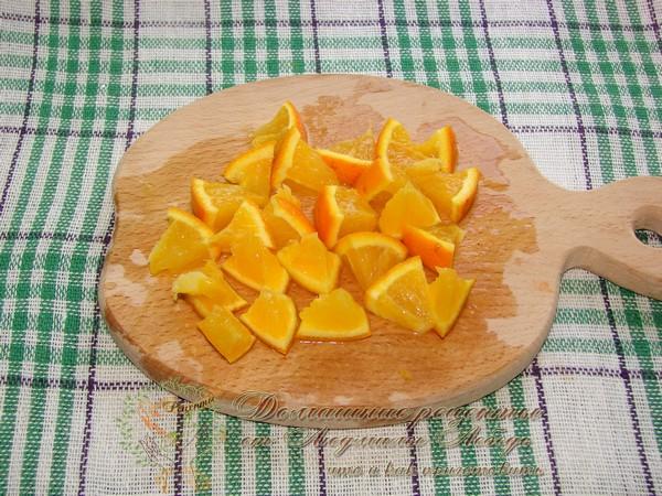 Варенье из абрикосов с апельсином