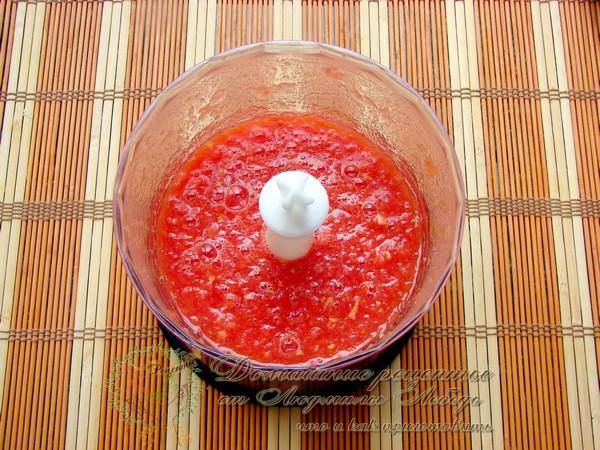 Кетчуп в домашних условиях рецепт с перцем
